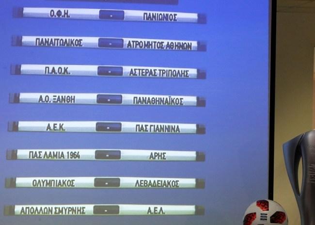 Οι ημερομηνίες του πρωταθλήματος: Μέσα σε 35 ημέρες ο ΟΦΗ δίνει τρία ντέρμπι!