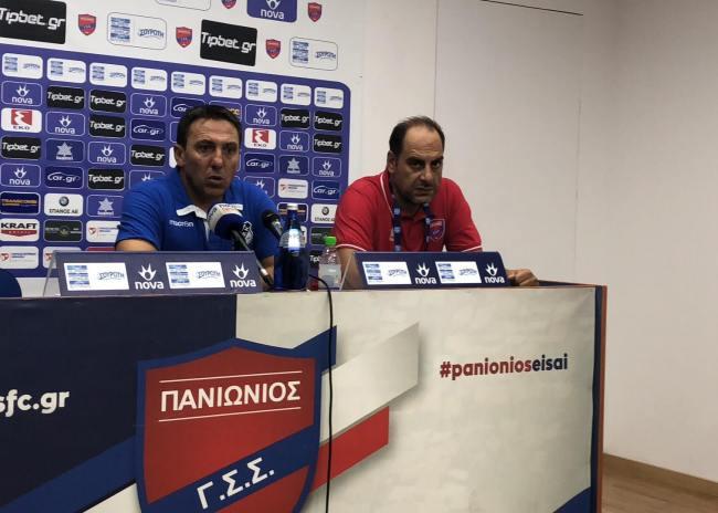 Παπαδόπουλος: «Κλειδί το γκολ που δεχτήκαμε στο 44ο λεπτό»