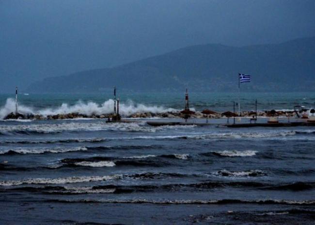 Εκτός πορείας του Mεσογειακού κυκλώνα η Κρήτη