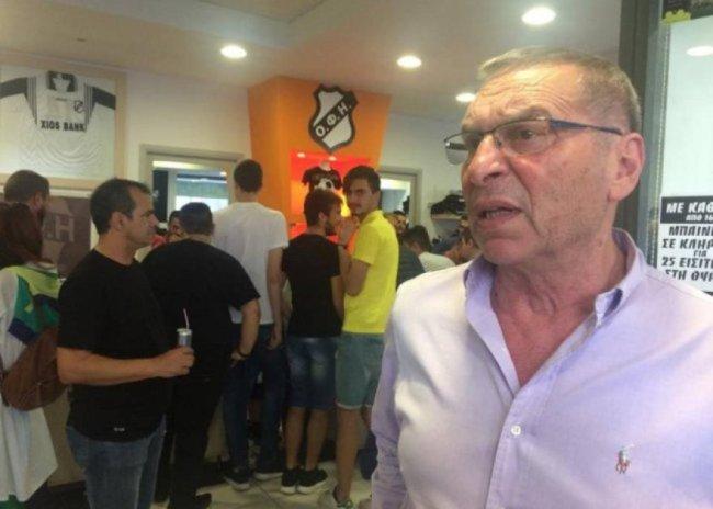 Τσακαλάκης: «Να βοηθήσουμε όλοι το νέο επενδυτή»