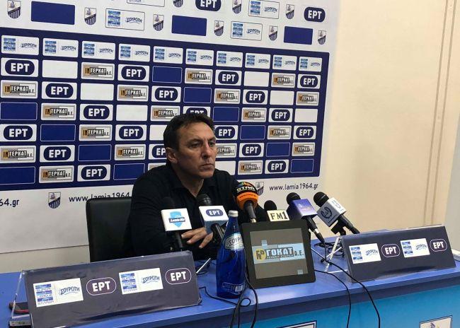 """""""Ο Παπαδόπουλος δεν τα παράτησε ούτε όταν μείναμε με 8 παίκτες"""""""