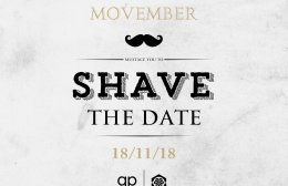 """Shave The Date"": Μοvember από τα κομμωτήρια GP"
