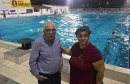 «Πρέπει να διεκδικήσουμε μια δεύτερη πισίνα στο κολυμβητήριο»