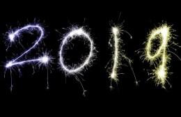 2019 ευχές σε όλο τον κόσμο!