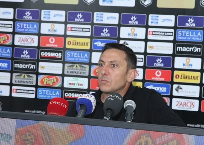 """Παπαδόπουλος: """"Δεν θα δούμε το ίδιο ποδόσφαιρο"""""""