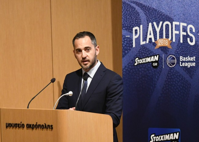 """Κωνσταντόπουλος: """"O Stoiximan.gr στηρίζει το πρότζεκτ του ΟΦΗ"""""""