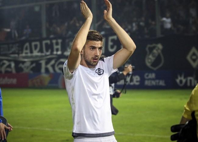 Νοκ άουτ ο Μιχόγεβιτς για τα Χανιά!
