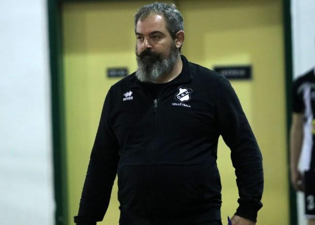 """Ζλατιλίδης: """"Πρωτόγνωρο συναίσθημα το γεμάτο γήπεδο"""""""