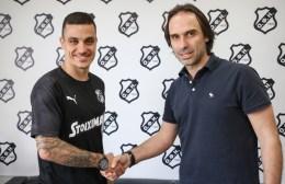 """Επιβεβαίωση του Gentikoule: Παίκτης του ΟΦΗ ο """"Τσίλια"""" μέχρι το 2022!"""