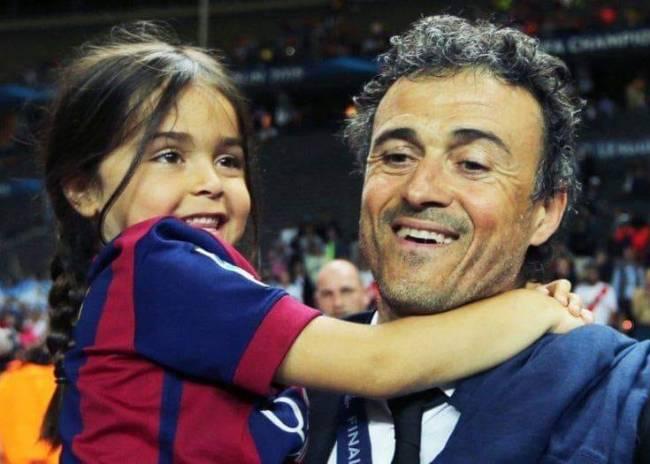 «Έφυγε» η 9χρονη κόρη του Λουίς Ενρίκε