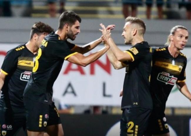 Αστέρας Τρίπολης – ΑΕΚ 2-3