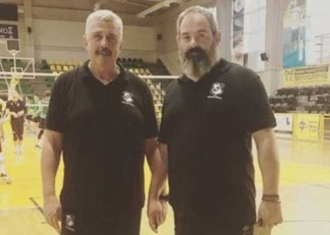 Προπονητής στην ομάδα βόλεϊ νεανίδων ο Γιαννακόπουλος