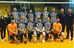 Στις 2 Νοεμβρίου ξεκινάει η Volley League