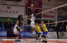 Το Πανόραμα στην Volley League