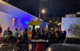 Άνδρας δολοφονήθηκε στο σπίτι του στο κέντρο των Μοιρών!