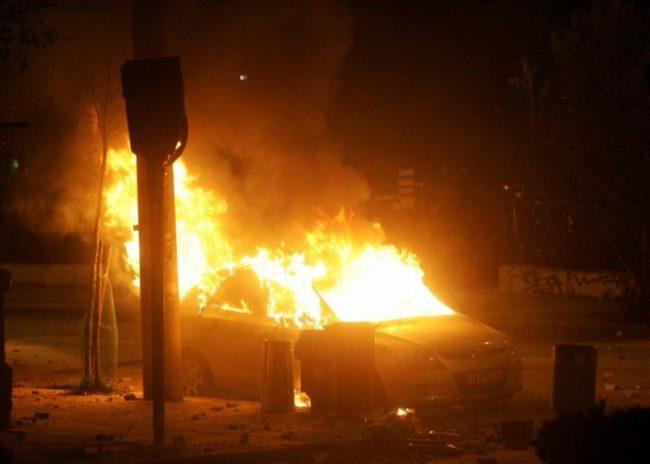 Aγροτικό αυτοκίνητο κάηκε στο Στόμιο της Ιεράπετρας