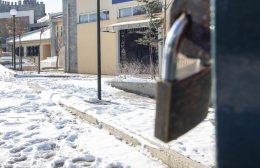Κλειστά τα σχολεία στο Οροπεδίο Λασιθίου λόγω χιονόπτωσης