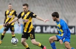 ΑΕΚ – Παναιτωλικός 4-0