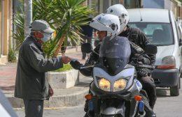 Διπλάσιες οι παραβάσεις για άσκοπη μετακίνηση από το μεσημέρι κι έπειτα στην Κρήτη