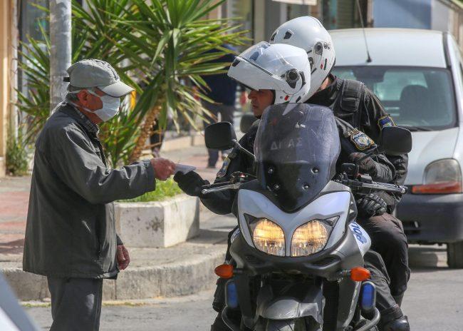 55 Κρητικοί αποδείχθηκαν παραβάτες – πολύ χαμηλό ποσοστό σε σχέση με την υπόλοιπη Ελλάδα