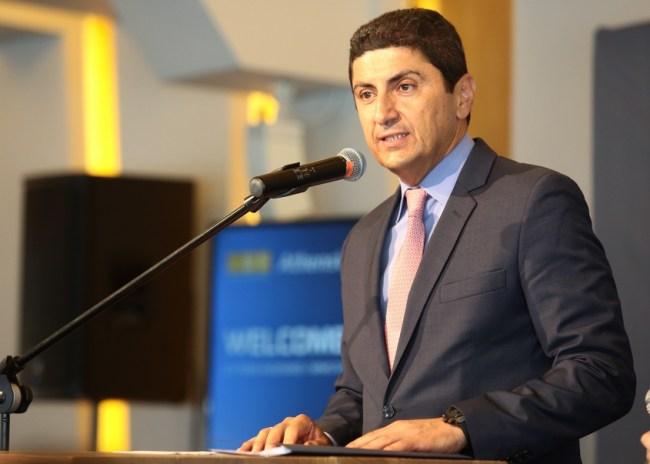 Αυγενάκης: «Στέλνουμε μήνυμα παγκόσμιας αλληλεγγύης της αθλητικής οικογένειας»