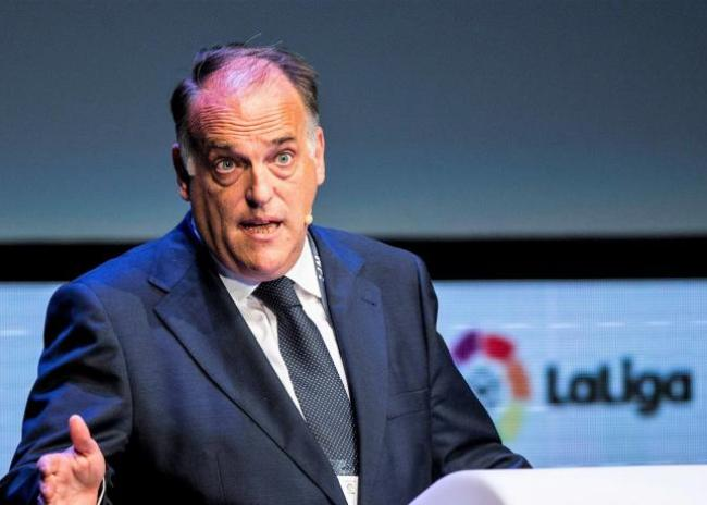 Ισπανία: Σέντρα τον Ιούνιο σύμφωνα με τον πρόεδρο της La Liga