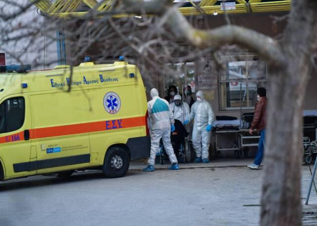 Κοροναϊός : Κατέληξε 80χρονος στο Σωτηρία – Στους 152 οι θάνατοι