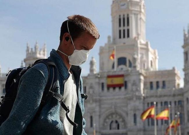 Κορωνοϊός: 185 νέοι θάνατοι στην Ισπανία – Στους 25.613 συνολικά