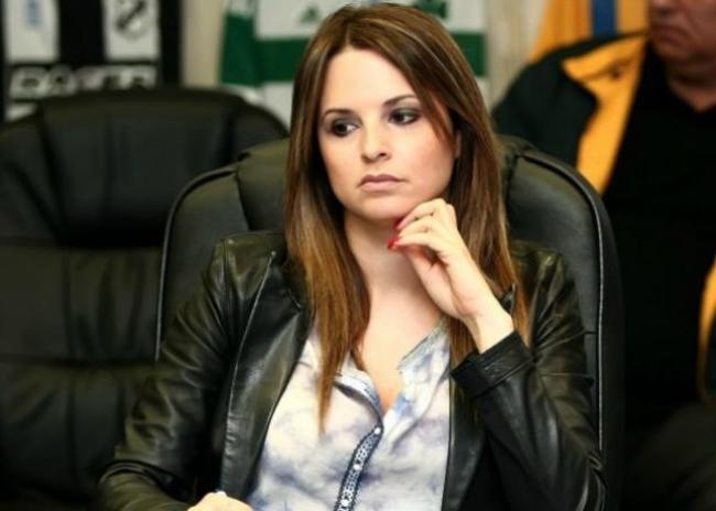 Η Κοξένογλου νέα αναπληρωτής πρόεδρος στη Superleague