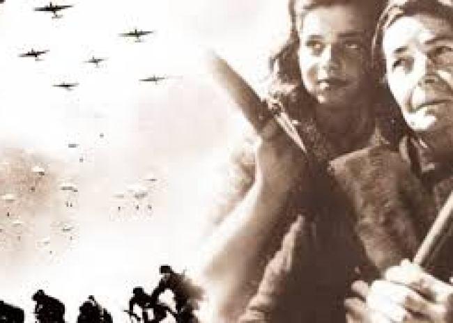 Pic | Οι γυναίκες του ΟΦΗ τίμησαν τα 79 χρόνια από την Μάχη της Κρήτης με ένα ριζίτικο!