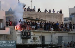 Pic | Μέχρι την Αργεντινή έφτασε η χάρη των οπαδών του ΟΦΗ!