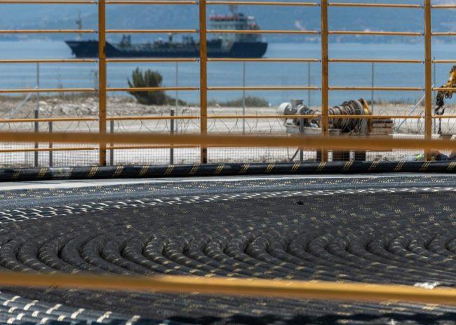 Προχωρά η υλοποίηση της ηλεκτρικής διασύνδεσης Κρήτης-Πελοποννήσου