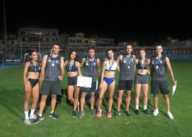 Θρίαμβος για τον ΟΦΗ στο Πανελλήνιο πρωτάθλημα της Κ20
