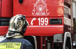 Έδωσαν μάχη με τις φλόγες οι πυροσβέστες στις Πατέλες