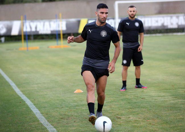 Pic | Το μήνυμα της Base Soccer για την μεταγραφή Γκαργκαλατζίδη
