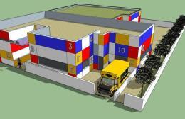 Yπεγράφη η σύμβαση για την κατασκευή νηπιαγωγείου στην Αγία Αικατερίνη