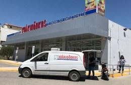 Τα σούπερ μάρκετ Χαλκιαδάκης στο πλευρό των δομών κοινωνικής στήριξης