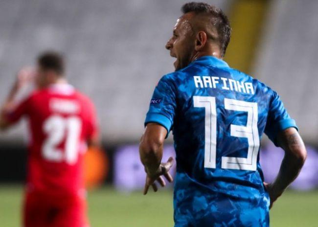 Ραφίνια: «Το ποδόσφαιρο δεν είναι το ίδιο χωρίς κόσμο»