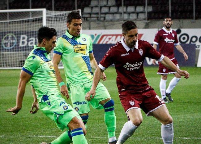 Λάρισα – Αστέρας Τρίπολης 1-3