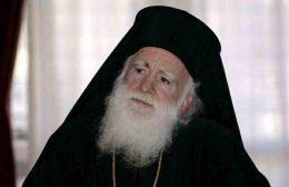 Ετοιμάζεται να βγει από τη ΜΕΘ ο Αρχιεπίσκοπος Κρήτης