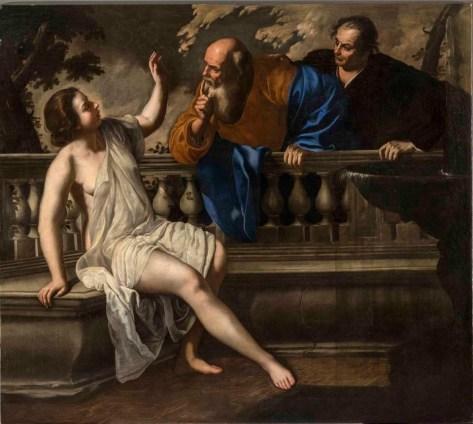 Susanna e gli anziani