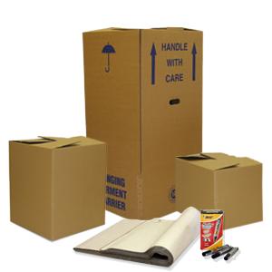 Flat mover kit