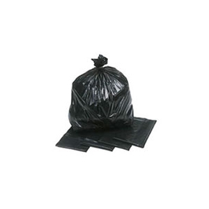 Heavy duty black bags