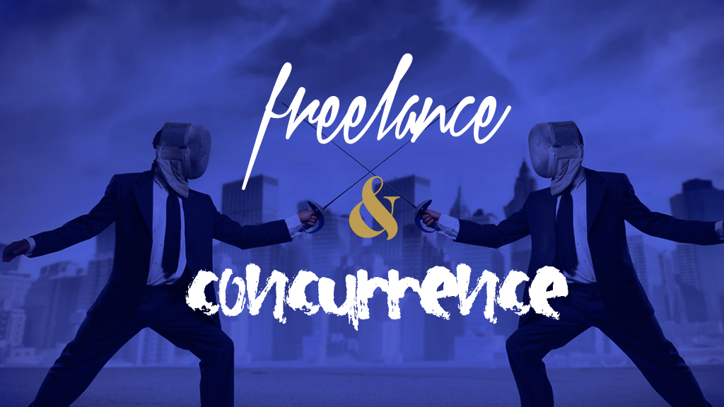 Freelance et concurrence