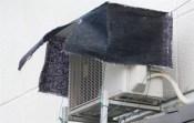 エアコンの電気代を節約する究極の室外機の遮光&遮熱ケース