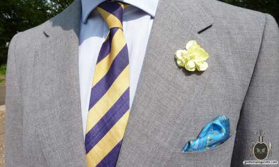 Boutonniere Outfit