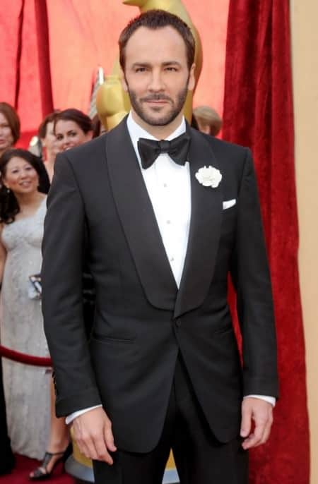 Tom Ford Tuxedo with Shawl Collar & Cuffs 2010
