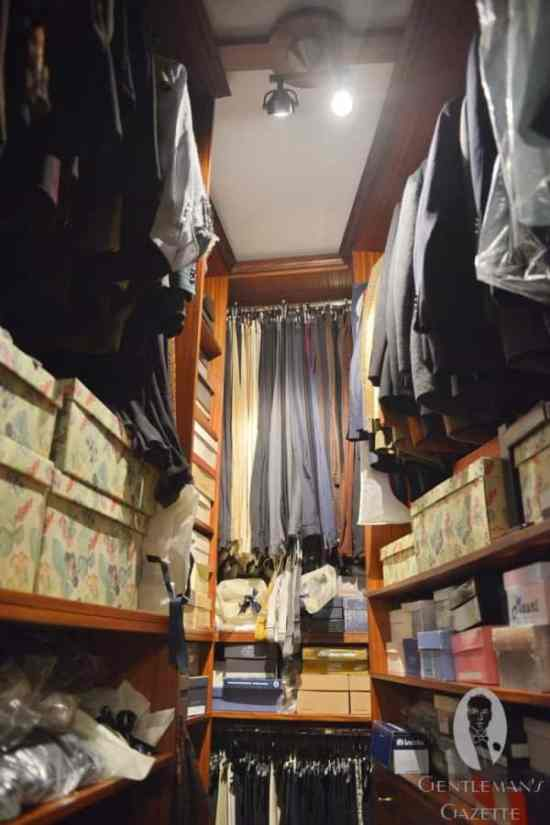 The Closet if Giancarlo Maresca
