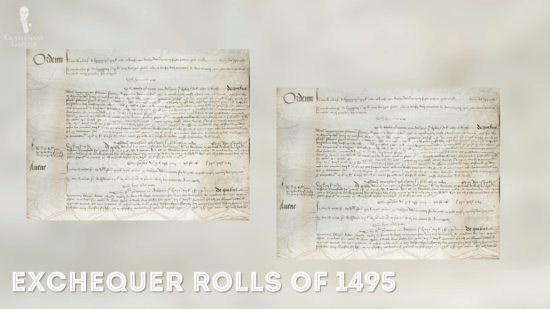 Exchequer Rolls of Scotland