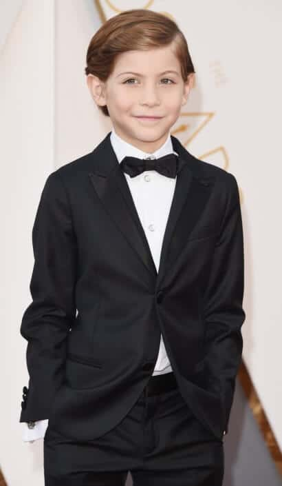 Cute Jacob Tremblay - not bad for a kid
